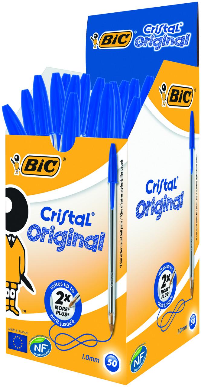 Ручка BIC Cristal червона (1 шт)