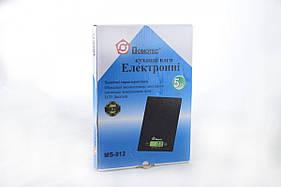 Кухонные весы Domotec MS 912 / CK 1912 до 5кг от 100г