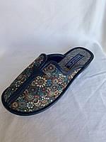 Тапочки женские БЕЛСТА, закрытые, 6 пар в упаковке,001 Украина/ купить тапочки оптом