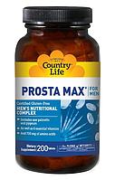 Country Life Prosta Max for Men 200 tabs