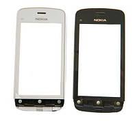 Сенсор Nokia C5-03 с рамкой