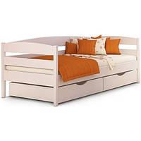 Кровать-диван Эстелла Нота Плюс 80x190 бук щит