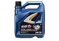 Моторное масло 5W30 C3 LLX ELF Evol FullTech 5л