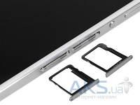 Держатель SIM-карты Huawei Ascend P7 комплект 2 шт Black