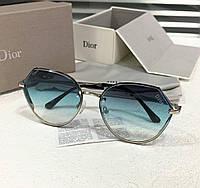 Крутые солнцезащитные очки Dior  LUX (реплика), фото 1