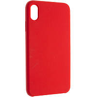 Чехол Baseus Silicone Case для Apple iPhone XS Max Красный