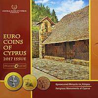 Кипр 2017. Официальный годовой набор монет