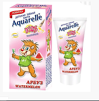 """Зубная паста для детей Aquarelle (50мл.) """"Арбуз"""""""