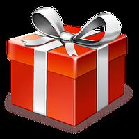 Surprise BOX сюрприз коробка подарок девушке, парню, подруге, ребенку