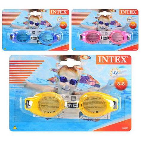 Очки для плавания Intex 55601, фото 2