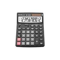 Калькулятор Brilliant 12 разрядов 2-питан. BS-2222