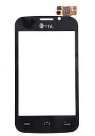 Тачскрин (сенсор) THL A1, black (черный)