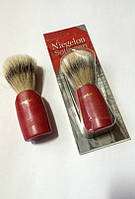 Помазок для бритья натуральный Нигелон