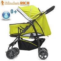 Купить детскую коляску KINDER RICH Shark (Green)