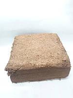 Кокосовые брикеты 5 кг мелкой фракции, фото 1