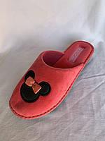 Тапочки жіночі БЕЛСТА, закриті, 6 пар в упаковці, Україна/ купити тапочки оптом