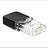 Сменный картридж OVNS W01 Cartridge 1.8 ohm (Оригинал) Перезаправляемый POD(поды) картриджи для juul OVNS W01, фото 9