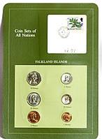 Набор монет Фолклендских островов, фото 1