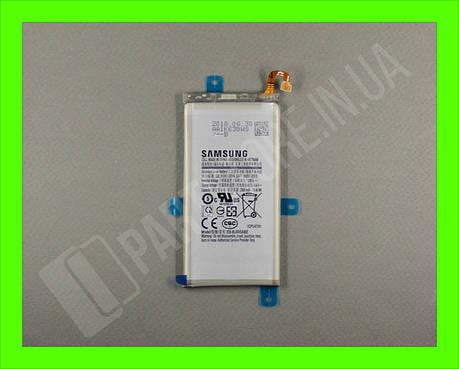 Аккумулятор Samsung j810 j8 2018 (EB-BJ805ABE) GH82-17246A сервисный оригинал, фото 2
