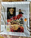 Именной рюкзак-мешок  с принтом, фото 7
