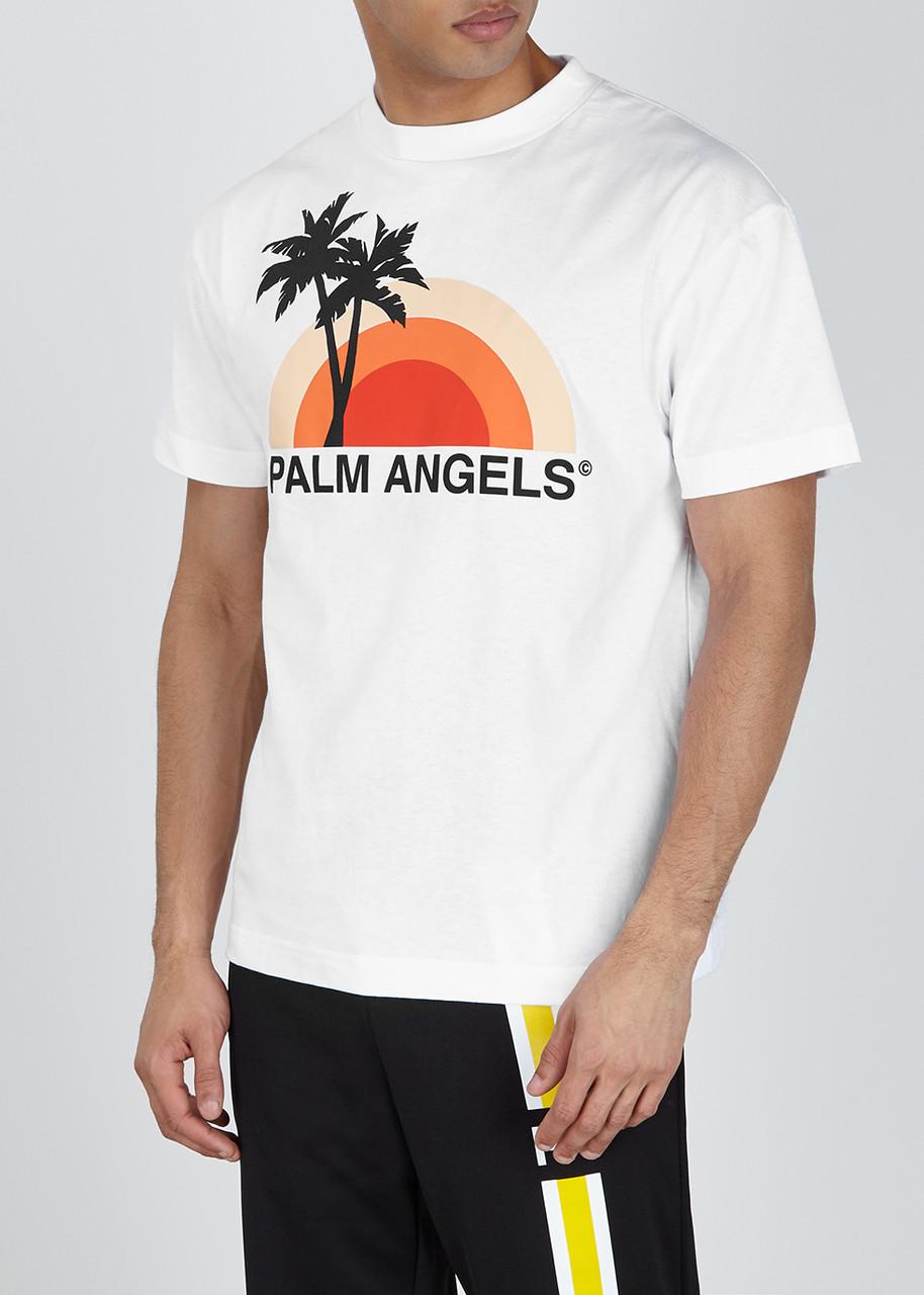 Футболка Palm Angels унисекс