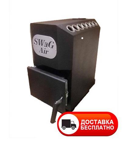 Отопительная печь Swag Air-100, фото 2