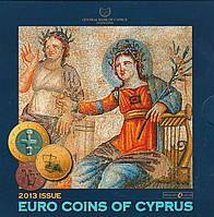 Кипр 2013. Официальный годовой набор монет