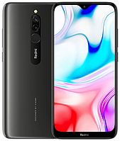 "Xiaomi Redmi 8 4/64 Gb Onyx Black, 6.22"", Snapdragon 439, 3G, 4G (Global)"