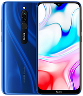 "Xiaomi Redmi 8 4/64 Gb Sapphire Blue, 6.22"", Snapdragon 439, 3G, 4G (Global)"