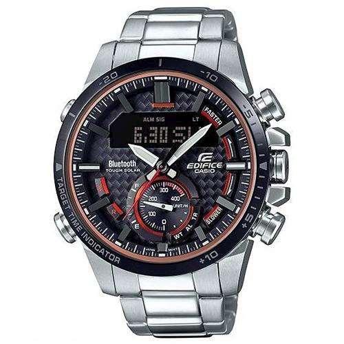 Часы Casio ECB-800DB-1AEF