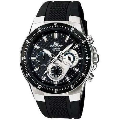 Часы наручные мужские стрелочные стильные оригинальные Япония Casio Edifice EF-552-1AVEF