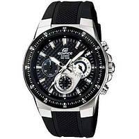 Часы наручные мужские стрелочные стильные оригинальные Япония Casio Edifice EF-552-1AVEF, фото 1