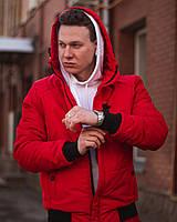 Куртка мужская демисезонная. Дизайнерская. Украина