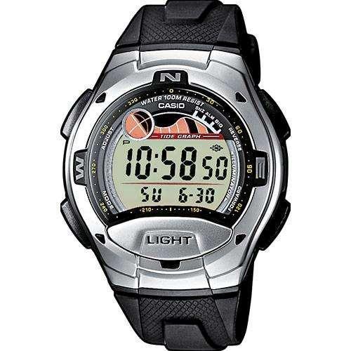 Часы наручные Casio Collection W-753-1AVES