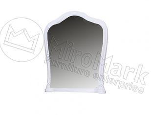 Зеркало Луиза Белый глянец ТМ МироМарк