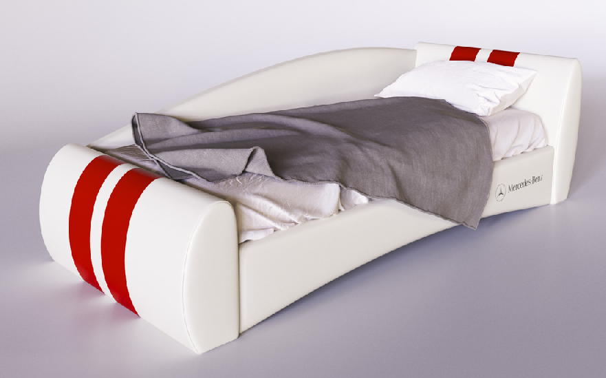 Детская кровать Формула Mercedes - Benz