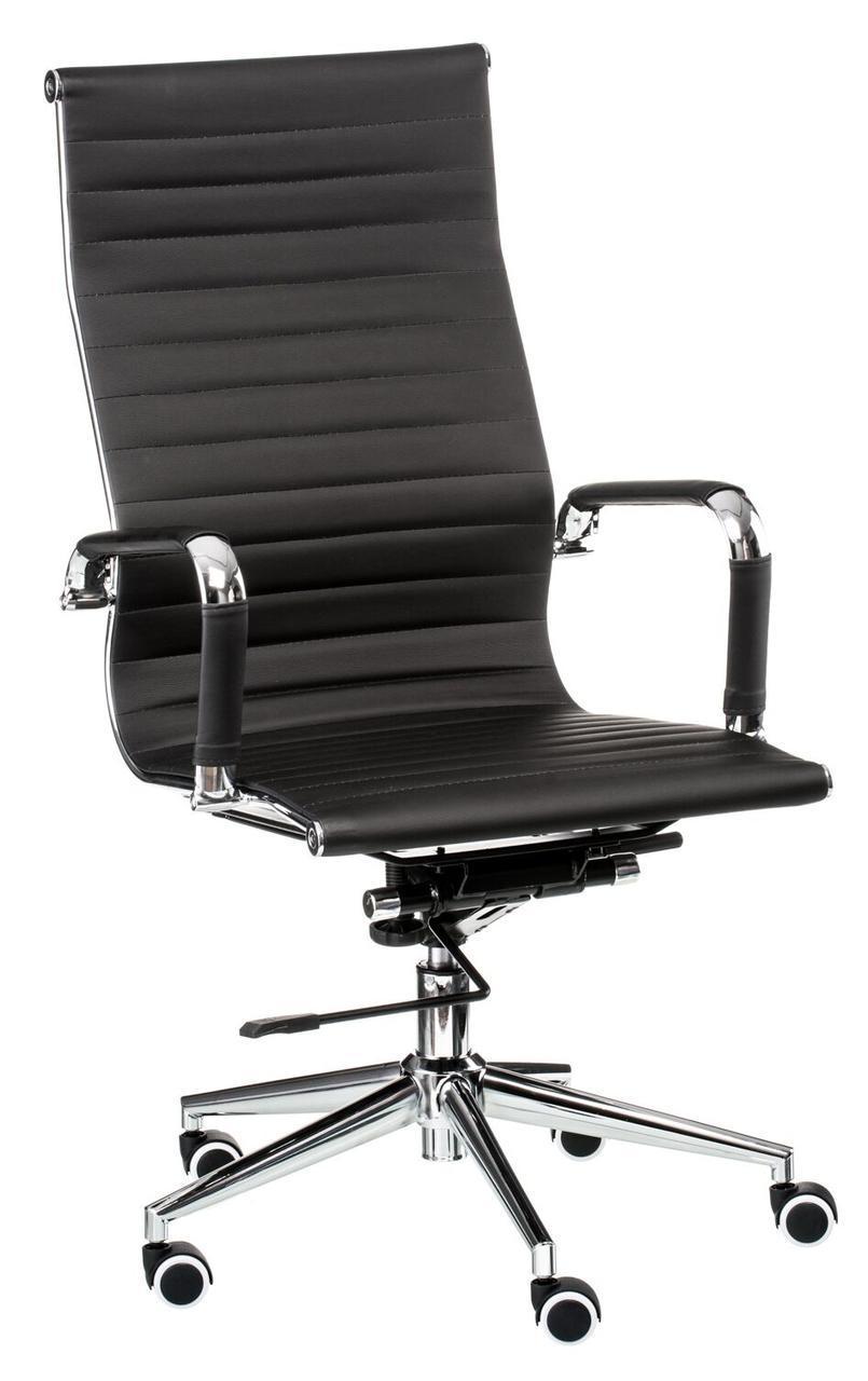 Кресло офисное Solano artlеathеr black Tilt Special4You
