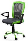 Крісло офісне LENO, Grey-Green Special4You, фото 2