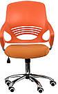 Кресло Envy orange Tilt Special4You, фото 4