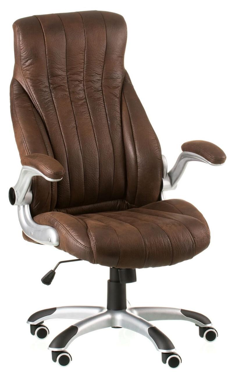 Кресло офисное Conor dark brown Tilt ТМ Spеcial4You