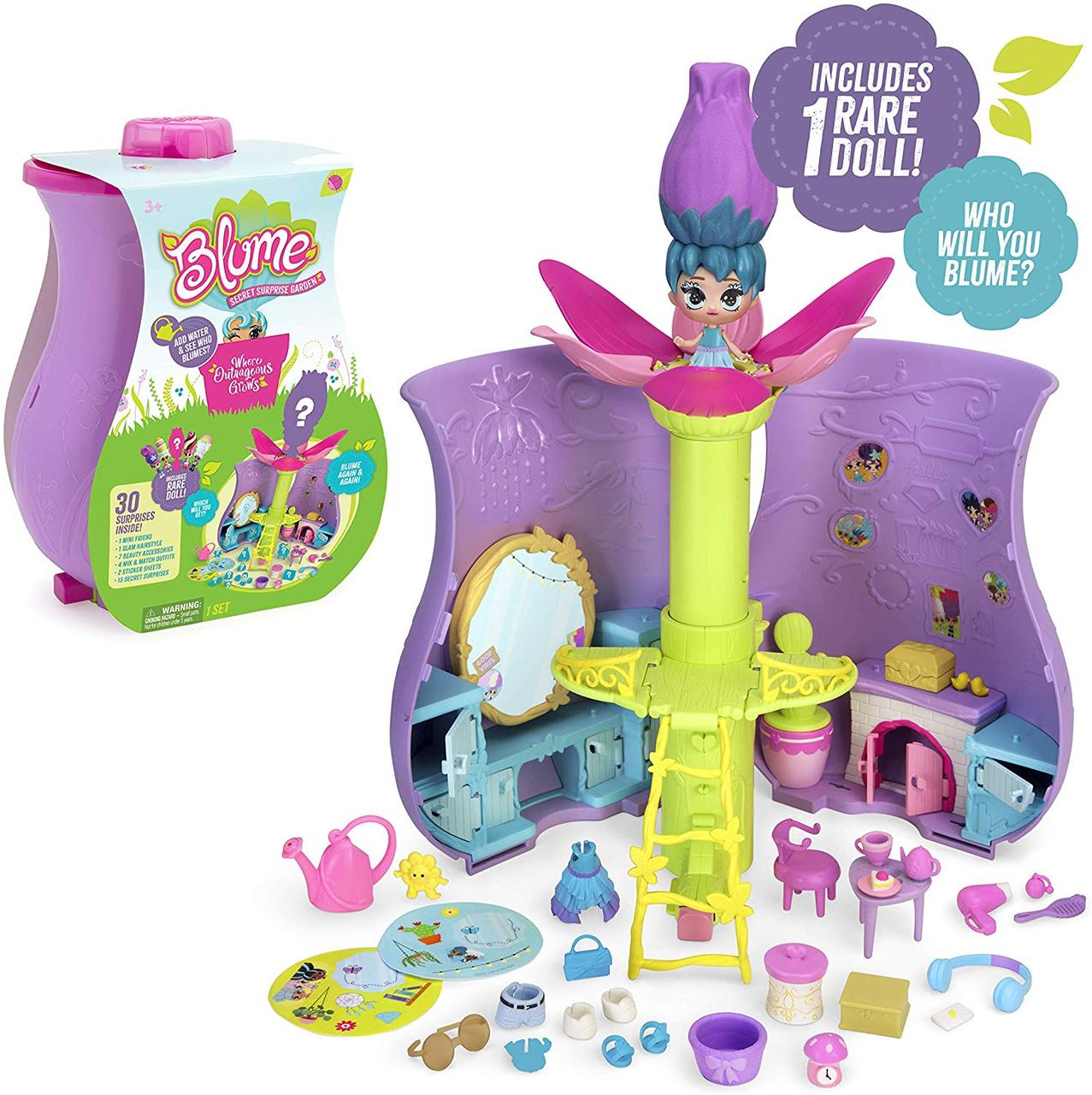 Ігровий набір Будиночок з лялькою Blume