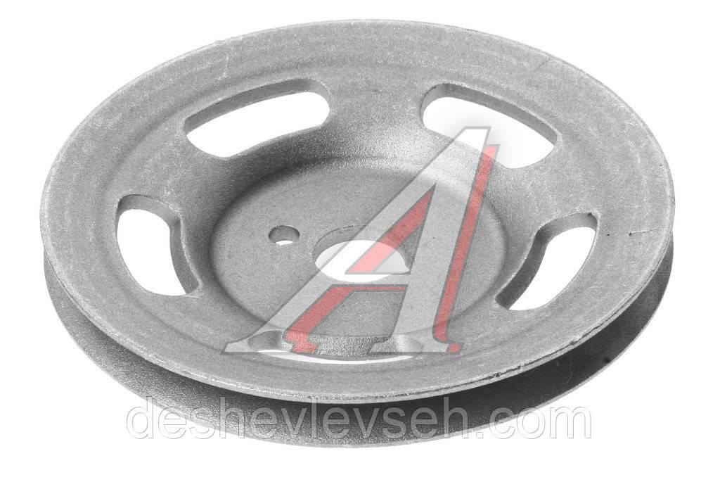 Шкив ВАЗ-2108 коленвала (под клиновой ремень), 2108-1005060 (Тольятти)
