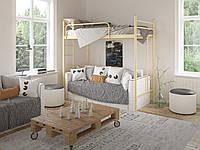 Кровать Эдельвейс Чердак TM Tenero 900*190/200 желтый,зеленый,синий,сиреневый,серый, золото