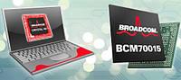 Broadcom BCM70015 аппаратный декодер видео 1080 помощник нетбуков по обработке видео