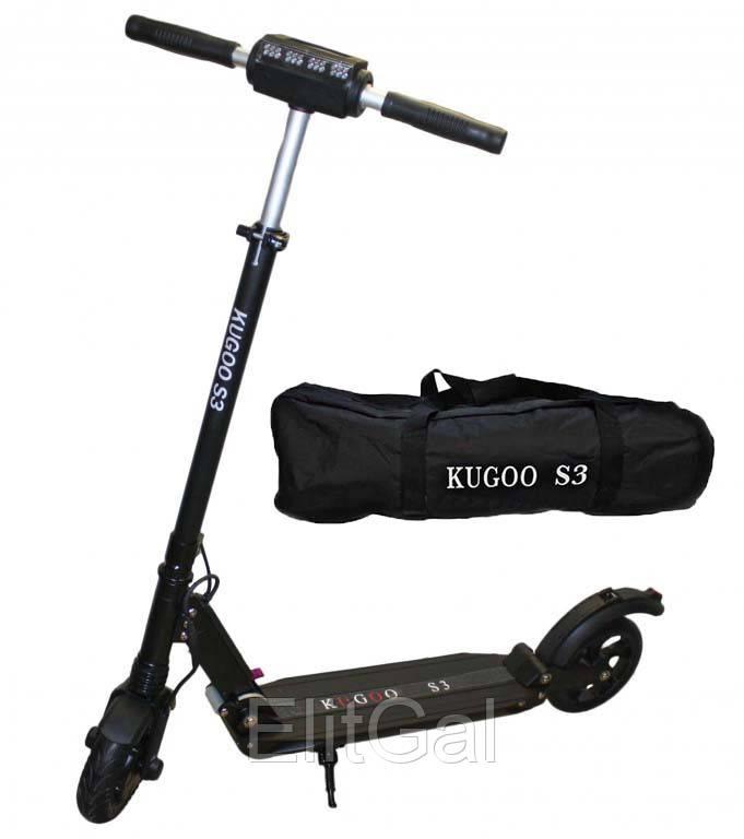 Электросамокат Kugoo S3
