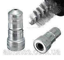 Для АКБ Клемна щітка для очищення кабелю і клем від бруду і окису . очищувач клеми акумулятора