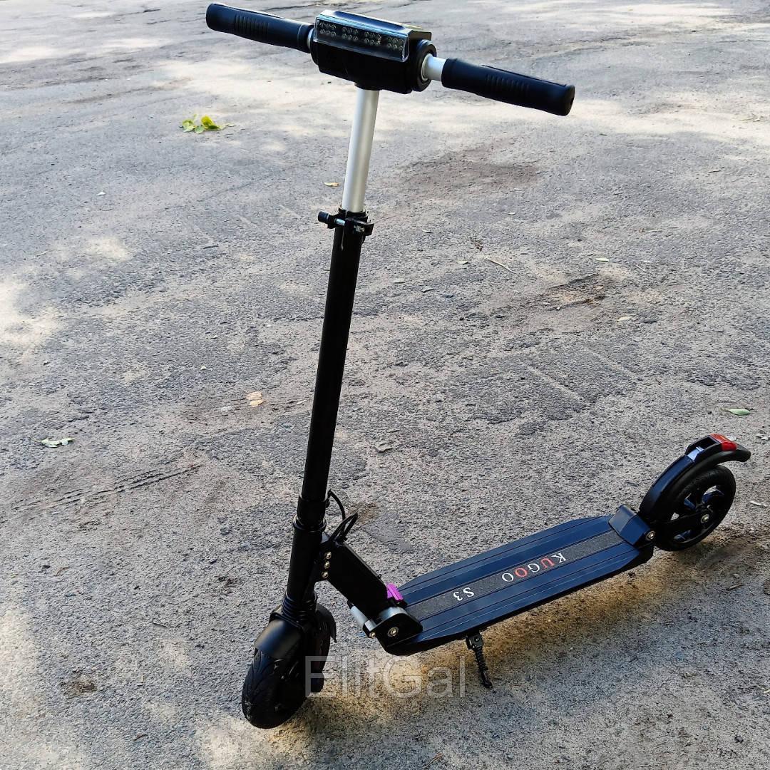 Электросамокат Kugoo S3 AOVO