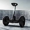 Гироскутер Mini Robot 36V Чорний, фото 2