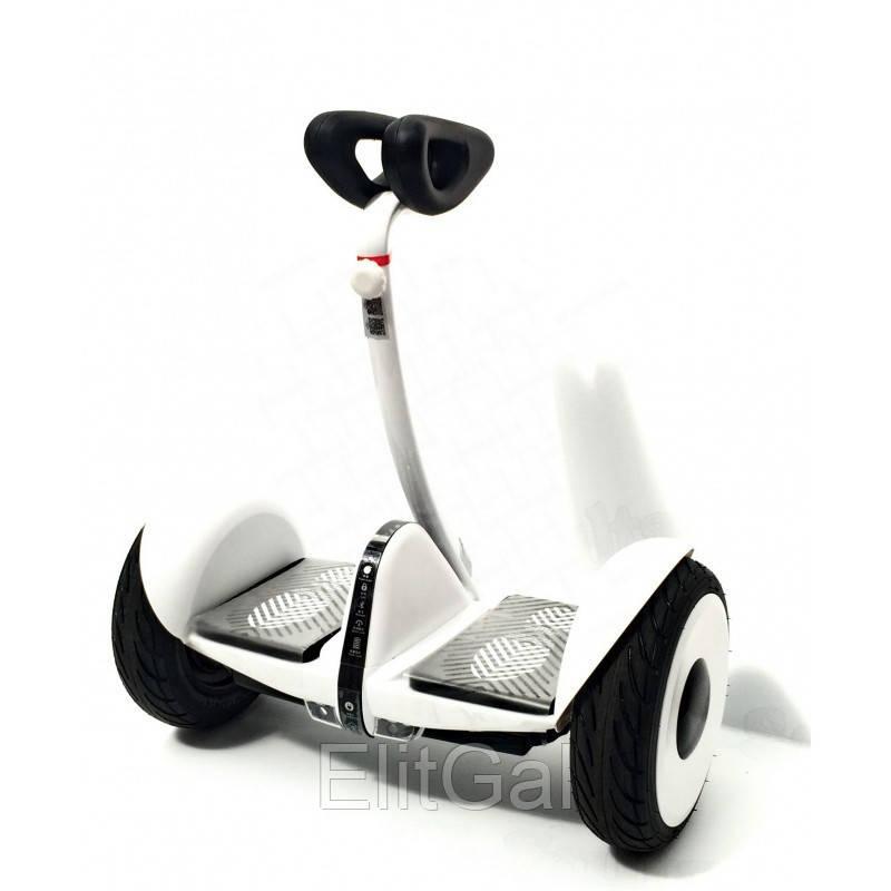 Гироскутер Mini Robot 36V Білий