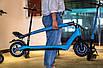 Электросамокат Joyor A3 Blue, фото 2